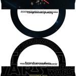 Molde Bolsinha Saquinho de Balas Star Wars