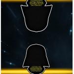 Molde Cartão Agradecimento Star Wars