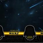 Molde Nescauzinho Star Wars