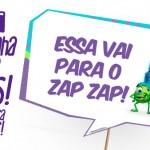 Plaquinhas para Festa Monstros SA