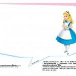 Plaquinhas Divertidas Alice no País das Maravilhas 19