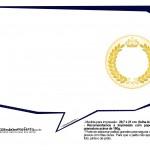 Plaquinhas Divertidas Coroa de Príncipe Azul Marinho 19