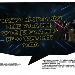 Plaquinhas Divertidas Star Wars 5