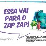 Plaquinhas Monstros SA 11
