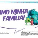 Plaquinhas Monstros SA 20