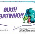 Plaquinhas Monstros SA 22