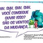 Plaquinhas Monstros SA 23