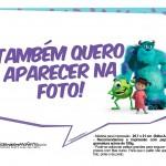 Plaquinhas Festa Monstros SA 3