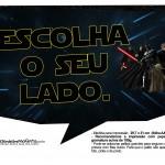 Plaquinhas para Festa Star Wars 11