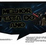 Plaquinhas para Festa Star Wars 12