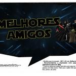 Plaquinhas para Festa Star Wars 13