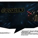 Plaquinhas para Festa Star Wars 14