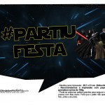 Plaquinhas para Festa Star Wars 16