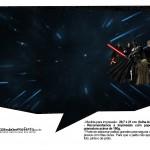 Plaquinhas para Festa Star Wars 18