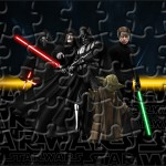 Quebra-cabeça Star Wars