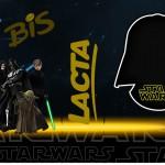Rótulo Bis Duplo Lacta Star Wars