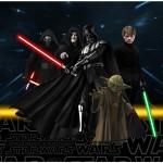 Rótulo Bolinha de Sabão Star Wars