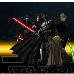 Rótulo Copinho de Brigadeiro Star Wars