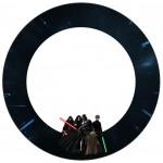Rótulo Redondo Tubete Star Wars