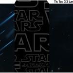 Rótulo Tic Tac Star Wars
