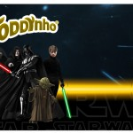 Rótulo Toddynho Star Wars