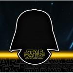 Rótulo para Caixa bombom Star Wars