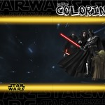 Revista Colorindo Star Wars