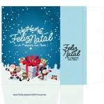 Sacolinha Personalizada para Natal - A4 Parte 1