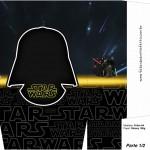 Sacolinha Surpresa Star Wars Parte 1