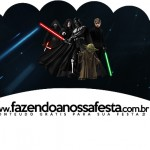 Saias Wrappers para Cupcakes 2 Star Wars