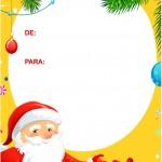 Tags de Natal Papai Noel 4
