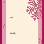 Tags para Presente de Natal 7