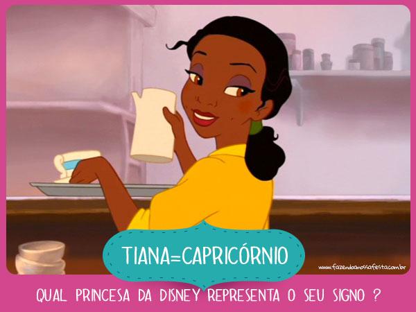 Tiana Capricórnio