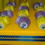 Baleiro Festa Minions do Caio Márcio