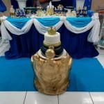 Bolo Festa Coroa de Príncipe do Fabrício