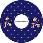 CD DVD Show da Luna Azul e Vermelho