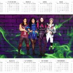 Convite Calendario 2016 Descendentes