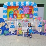 Festa Pocoyo do Guilherme
