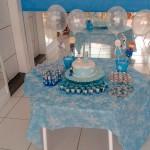 Docinhos Festa Frozen da Maria Helena