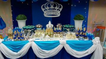 Festa Coroa de Principe do Fabricio