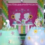 Festa Frozen Fever Silhueta 4