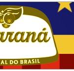 Molde Guaraná Caçulinha Show da Luna Azul e Vermelho