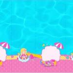 Nescauzinho Pool Party Menina Loira