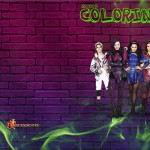 Revista Colorindo Descendentes
