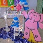 Totem Festa Pocoyo do Guilherme2