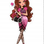 Totem de Mesa ever after high briar beauty 1-1