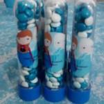Tubetes Festa 2 Frozen da Maria Helena