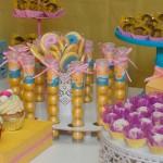 Tubetes Festa Patinho Amarelo da Ally Victoria
