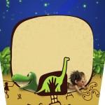 Balde de Pipoca O Bom Dinossauro