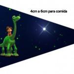 Bandeirinha Sanduiche 6 O Bom Dinossauro